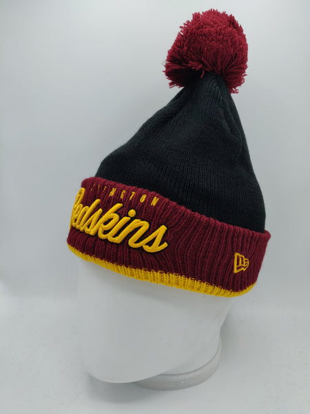 NEW ERA POM TIME 2 NFL WASHINGTON REDSKINS OTC