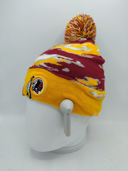 NEW ERA TEAM TIGERCUFF WASHINGTON REDSKINS OTC