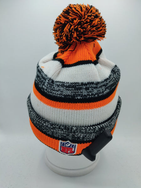 NEW ERA NFL ON FIELD SPORT KNIT CINCINNATTI BENGALS GAME