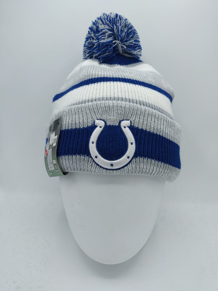 new product d5ee4 5e94b NEW ERA NFL ON FIELD SPORT KNIT INDIANAPOLIS COLTS GAME – LUX sneakerstore