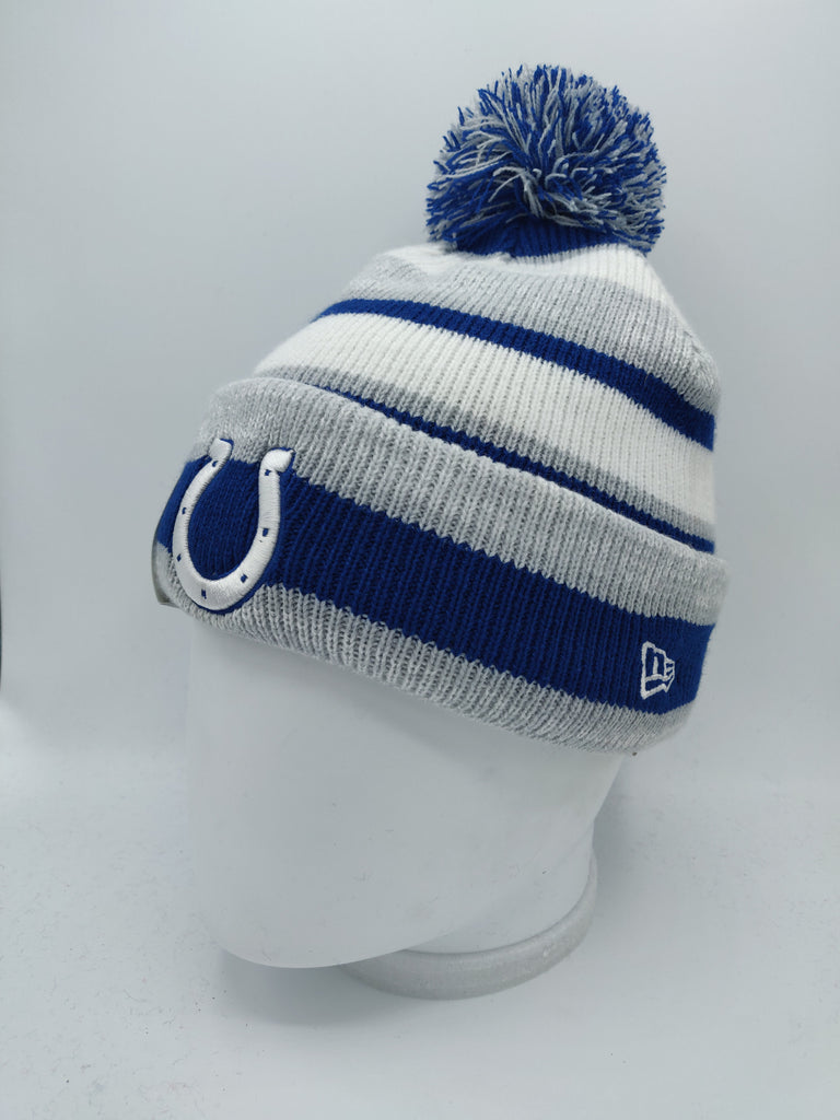 finest selection c38d5 e109b ... NEW ERA NFL ON FIELD SPORT KNIT INDIANAPOLIS COLTS GAME ...