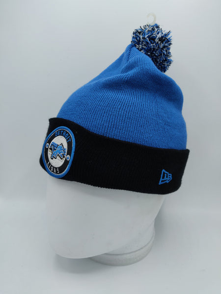 NEW ERA EMEA CIRCLE KNIT DETROIT LIONS TEAM
