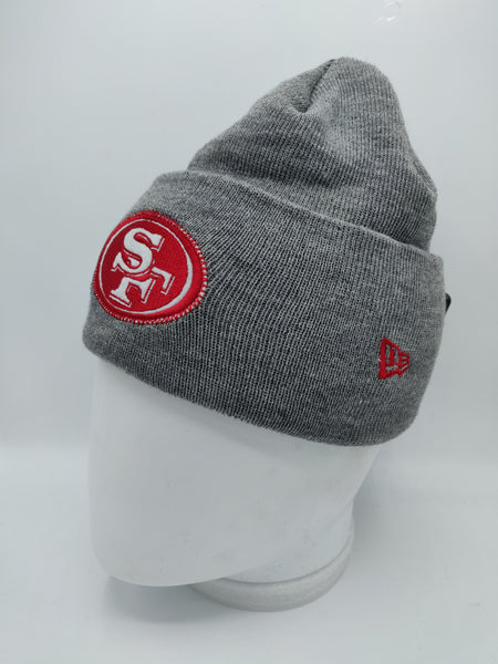NEW ERA EMEA WIDE GREY SAN FRANCISCO 49ERS GREY