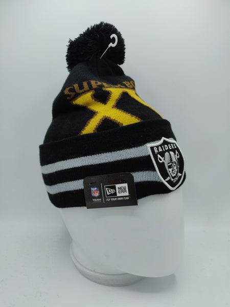 NEW ERA SUPER WIDE POINT RAIDERS SB XV
