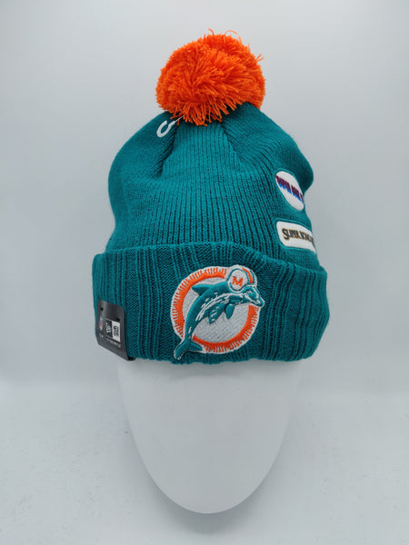 NEW ERA SB CUFFD UP MIAMI DOLPHINS SB