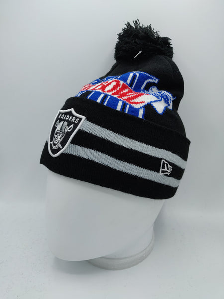 NEW ERA SUPER WIDE NEW RAIDERS SB XVIII