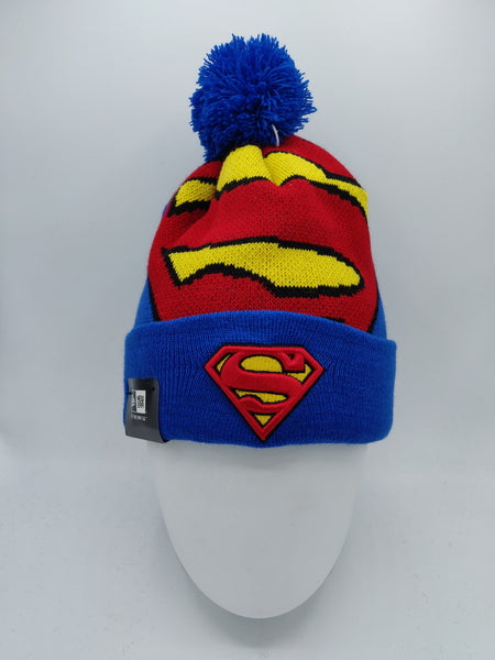 NEW ERA CHARACTER WOVEN BIGGIE SUPERMAN OFFICIAL
