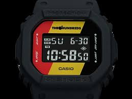 "CASIO G-SHOCK x THE HUNDREDS DW-5600HDR-1ER ""ANNIVERSARY EDITION"""