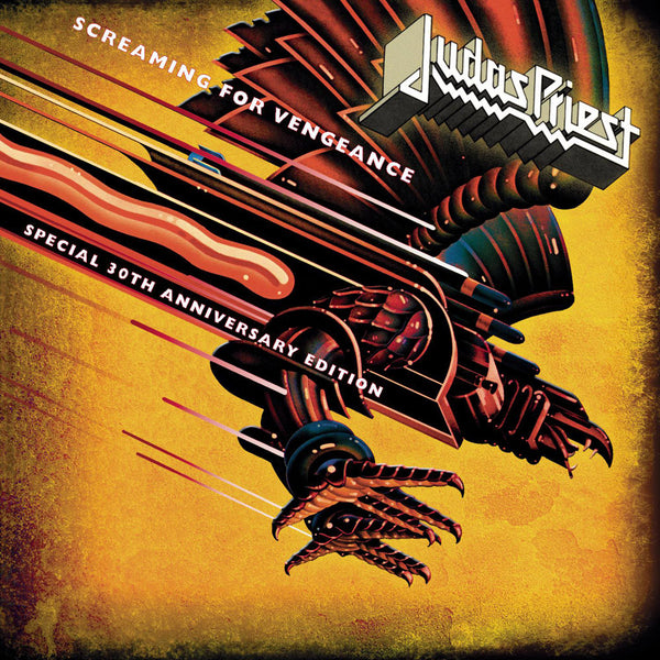 Screaming For Vengeance - CD