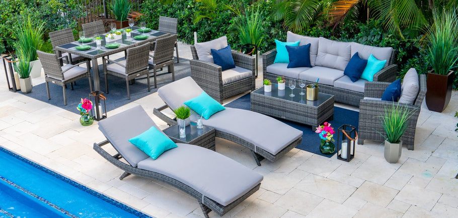 Designing Your Outdoor Home Space