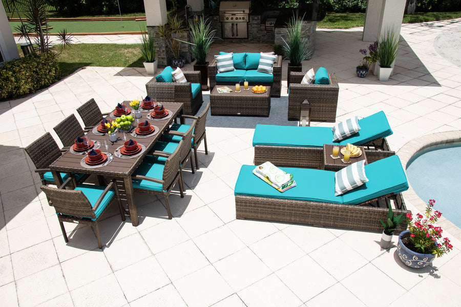 Sunbrella Fabric for Outdoor Furniture and Why You Should Invest In It