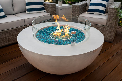 Fire Pit Round Bowl