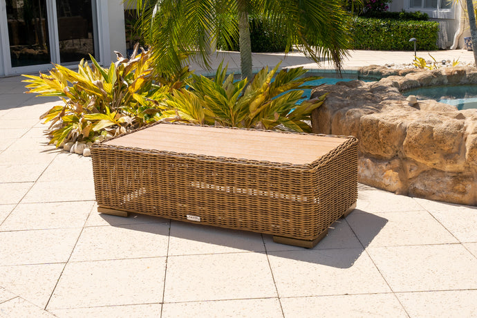 Malmo Outdoor Patio Coffee Table
