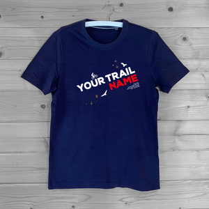 YOUR CUSTOM MADE TRAIL T-SHIRT