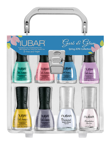 Garb & Glam Collection Nail Lacquer Collection