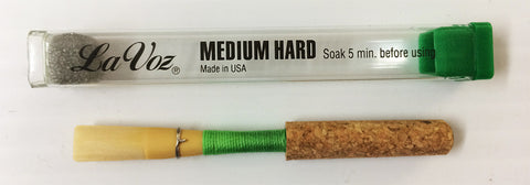 LA VOZ OBOE REED, MEDIUM-HARD