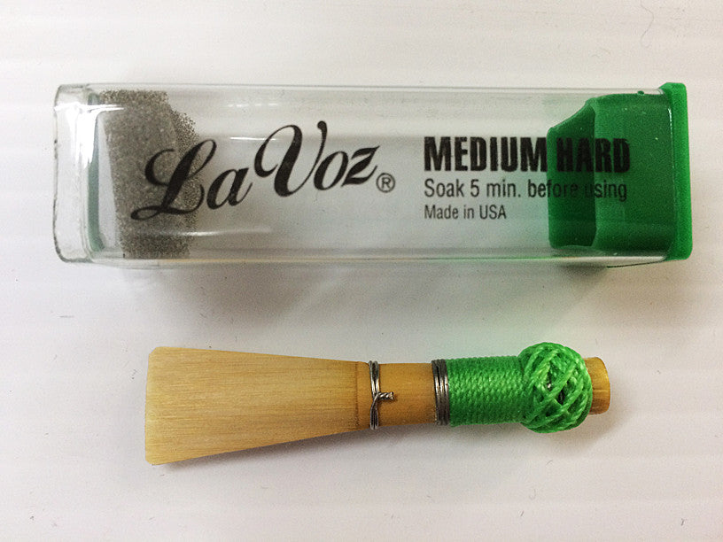 LA VOZ BASSOON REED, MEDIUM-HARD