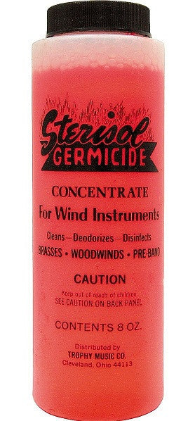 STERISOL GERMICIDE DISINFECTANT CONCENTRATE, 8oz BOTTLE