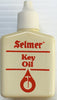 SELMER KEY OIL, 1-1/2 OUNCE BOTTLE  Discontinued Item  -  Limited Quantities