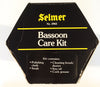 SELMER BASSOON CARE KIT  Discontinued Item  Limited Quantities