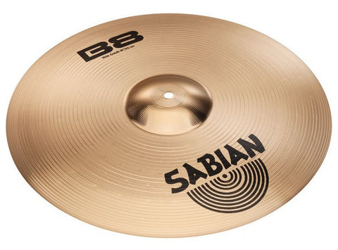 SABIAN B8 THIN CRASH CYMBAL, 18""