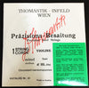 "THOMASTIK ""PRAZISION"" 4/4 VIOLIN ""D"" STRING, STEEL CHROME WOUND"
