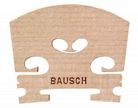 BAUSCH VIOLIN BRIDGE 1/8, BLANK