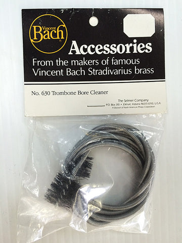 BACH TROMBONE BORE CLEANER    Discontinued Item  Limited Quantities