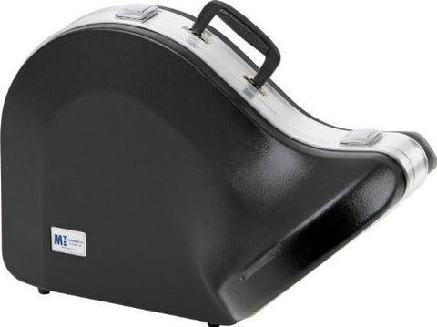 MODULAR PROFESSIONAL FRENCH HORN CASE, MOLDED PLASTIC