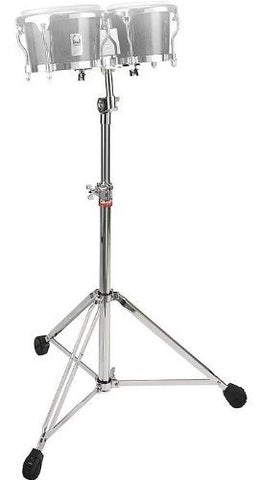 GIBRALTAR PRO BONGO STAND, DOUBLE BRACED