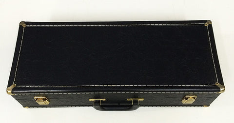 UNIVERSAL TRUMPET CASE, WOOD, VINYL COVERED, BLACK