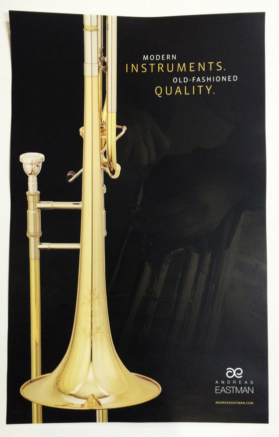 POSTER, ANDREAS EASTMAN F-ROTOR TROMBONE