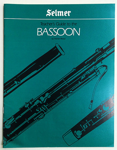 TEACHER'S GUIDE TO THE BASSOON