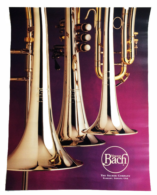 POSTER, BACH STERLING SILVER BELLS
