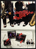POSTER, CHERRY POPPIN DADDIES ON SELMER HORNS