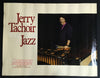 POSTER, JERRY TACHOIR ON MUSSER PERCUSSION