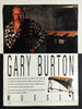 POSTER, GARY BURTON ON MUSSER PERCUSSION