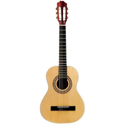 BEAVER CREEK 400 SERIES CLASSICAL GUITAR, 1/2 SIZE W/ BAG