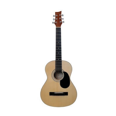 BEAVER CREEK 400 SERIES ACOUSTIC GUITAR, 1/2 SIZE W/ BAG