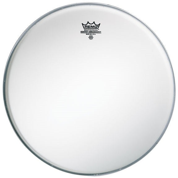 "REMO AMBASSADOR BASS DRUM HEAD, 34"" COATED"