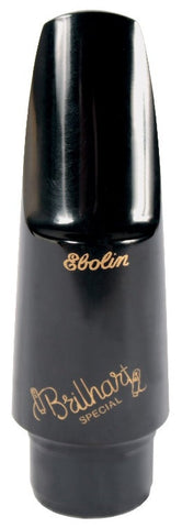 BRILHART SPECIAL TENOR MOUTHPIECE, MEDIUM FACING
