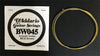 "1.14MM ""A, E"" ACOUSTIC GUITAR SINGLE STRING, 80/20 BRONZE"