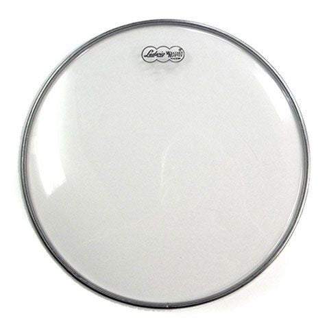 "LUDWIG SNARE DRUM HEAD, 14"", X-THIN CLEAR"