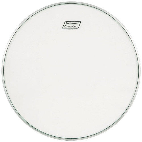 "LUDWIG TIMPANI HEAD, 29"" REG. COLLAR, WHITE"