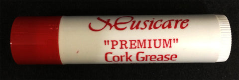MUSICARE CORK GREASE, TUBE TYPE