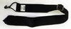 GUITAR SHOULDER STRAP, SLING STYLE WITH HOOK, NYLON BLACK