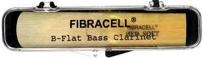 FIBRACELL BASS CLARINET REED