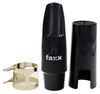 "FAXX  ""PREMIUM""  TENOR SAX MOUTHPIECE KIT, w/ LIGATURE & CAP"