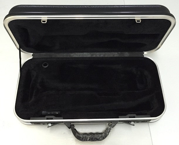 DELUXE UNIVERSAL TRUMPET CASE, BLACK ABS, LOCKABLE GC-TP25