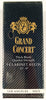 GRAND CONCERT THICK CLARINET REEDS, BOX OF 5